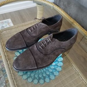 Too Boot New York Suede Derby's